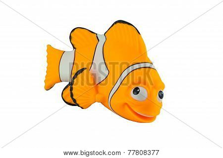 Marlin Fish Toy Character From Finding Nemo