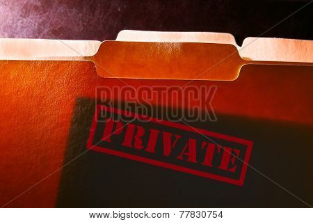 Private File Folders