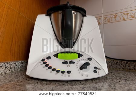 Domestic Cooking Robot