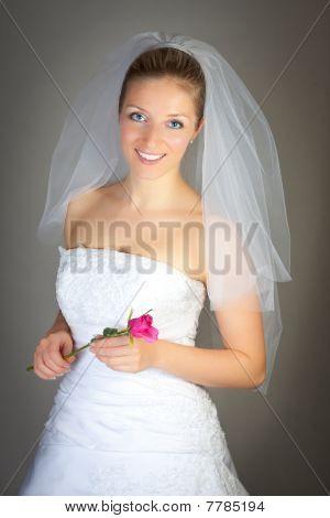 Bride  in wedding