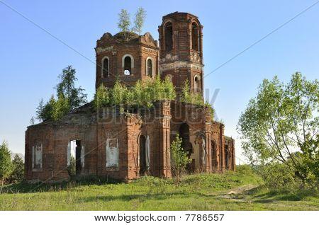 Abandoned Orthodox Church