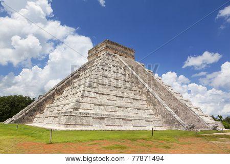 Mayan Ruin - Chichen Itza, Mexico