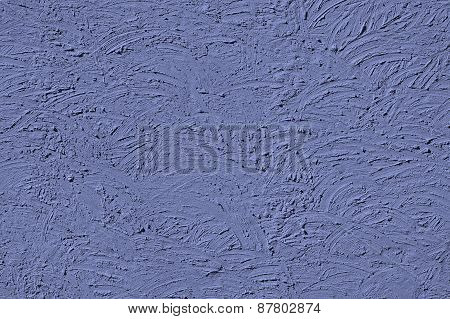 Texture Of Lavender Walls Painted Large Erratic Strokes Of Pain