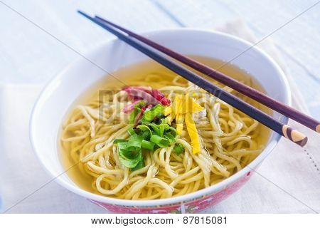 Saimin Soup