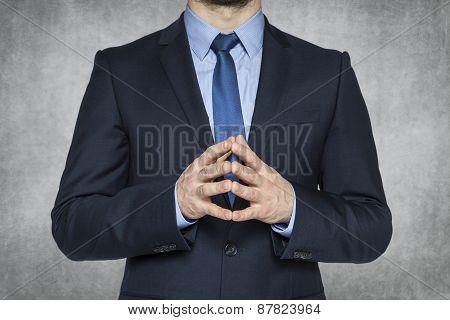 Attitude Worthy Of A Businessman