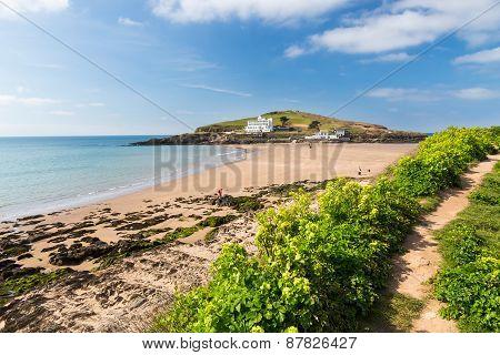 Bigbury On Sea Devon England