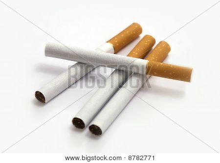 Four Cigarettes