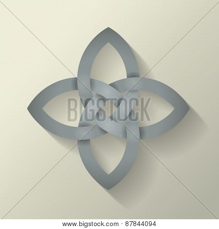 4 Point Celtic Knot