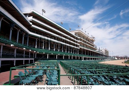 Churchill Downs View