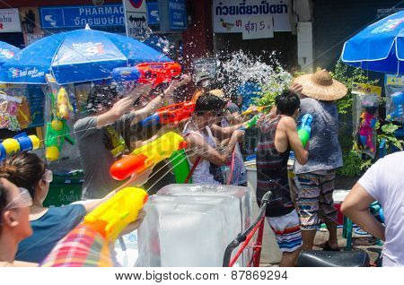 Songkran Ambush