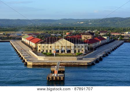 Port of Falmouth, Jamaica