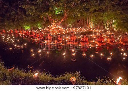 Asalha Puja Day.