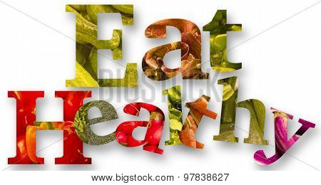 Eat Healthy Graphic