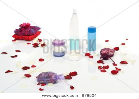 Beauty And Health Setting