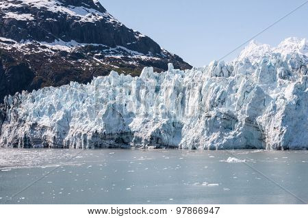 Face of a Glacier
