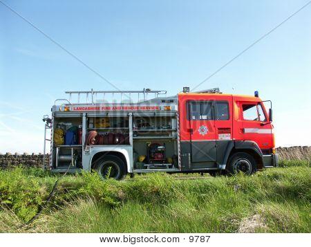 Fire Tender / Fire Engine