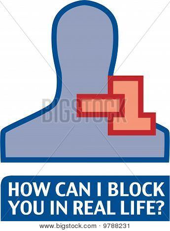 Face Book Block You