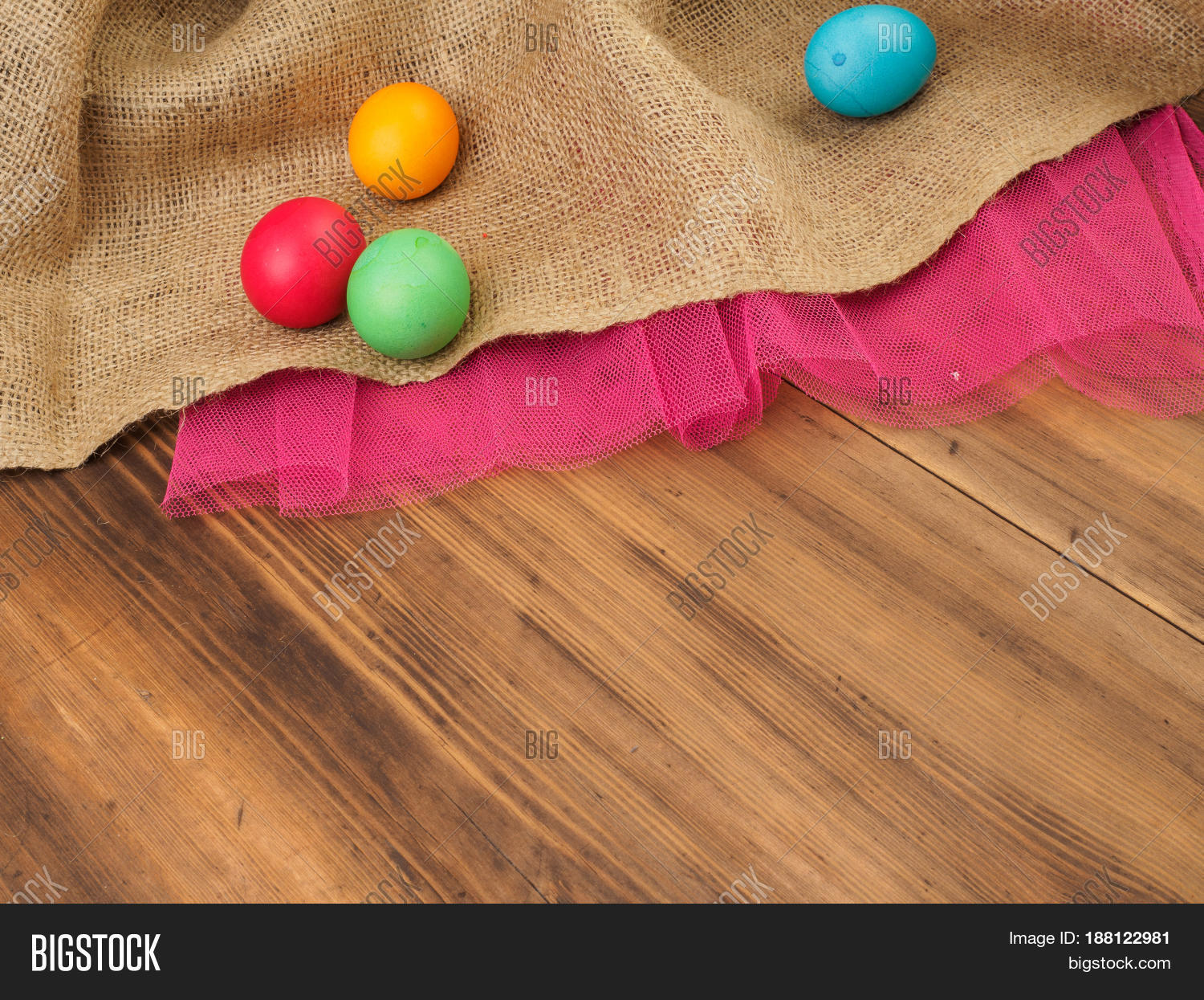 Easter Colored Egg Image Photo Free Trial Bigstock