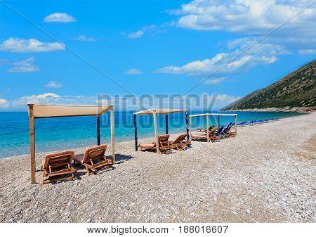 Summer Morning Riviera Beach.