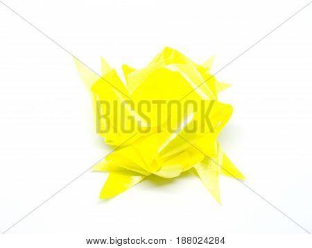 Fold A Flower Bow.