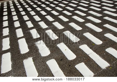 black and white abstract street asphalt background India