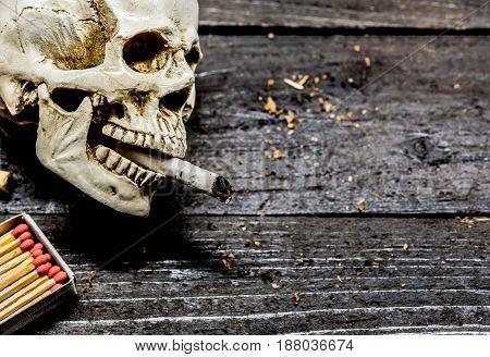 Stop smoking and World No Tobacco Day