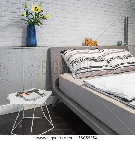 Bedroom With Matrimonial Bed
