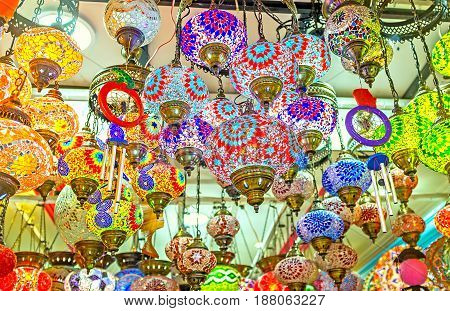 The Traditional Lamps