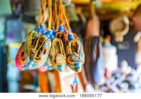 Traditional Turkish Shoes