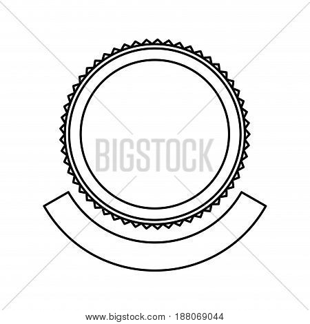 ribbon, shield, label and banner event vector illustration
