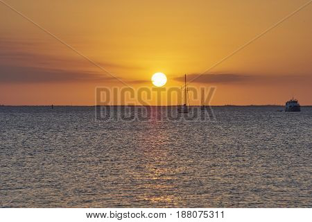 Port Charlotte - Punta Gorda Florida sunset