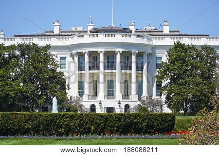 The Oval Office at the White House in Washington DC - WASHINGTON - DISTRICT OF COLUMBIA