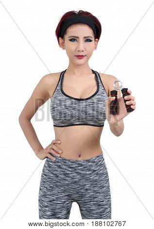 Woman In Sport