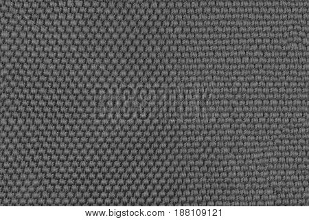 Gray fiber texture with symmetry. Top view
