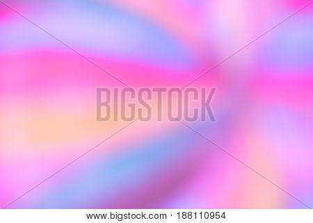 Blurred color background defocused pink violet purple and orange background