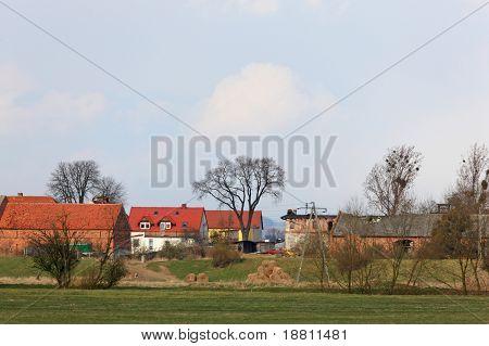 Polish village