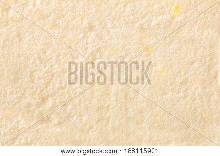 Texture Of Ice Cream Vanilla Top
