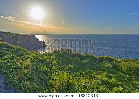 By The Coast Of Langre In The Province Of Cantabria