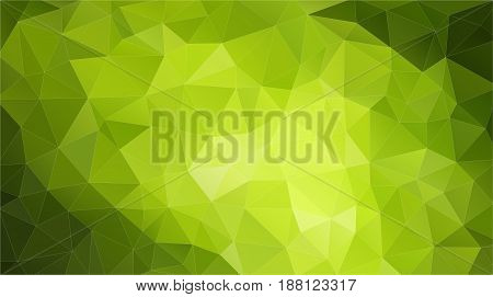 GreenColors Mosaic Pattern Background for your design