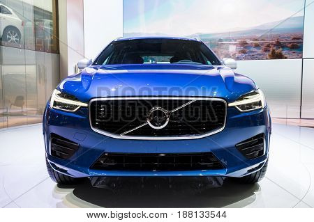 New 2018 Volvo Xc60 Car