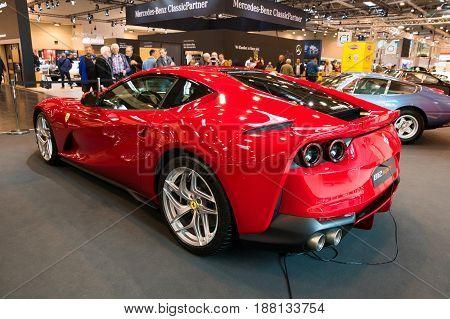 Ferrari 812 Superfast Sports Car