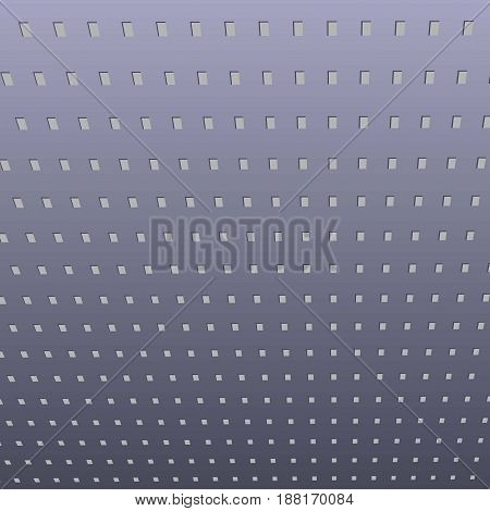 Gray background with light squares, simple pattern