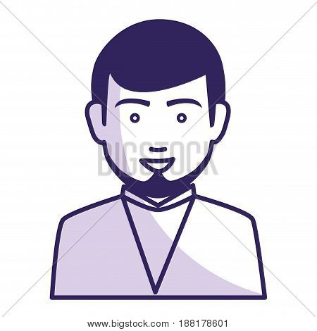 businessman worker isolated icon vector illustration design