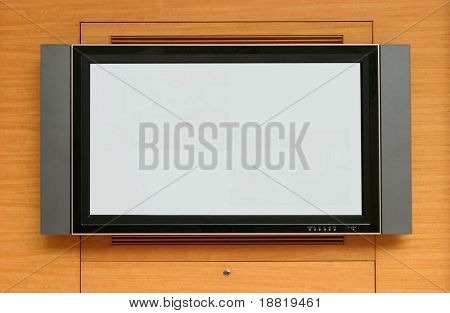 High definition plasma TV