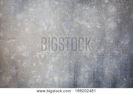 Old corrugated zinc galvanized texture on background