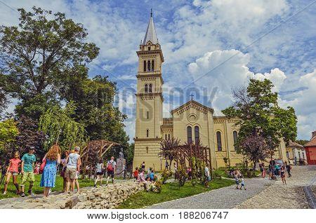 Saint Joseph Cathedral, Sighisoara, Romania