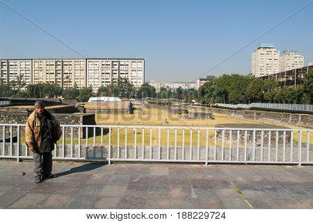 Three Culture Square At Tlatelolco - Mexico City, Mexico