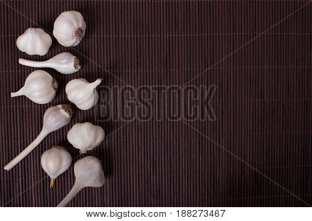 Garlic Spices Food
