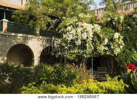 Meherabad, ashram established by Meher Baba near Arangaon Village, India