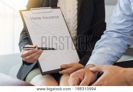 Insurance Coverage And Invite Customers